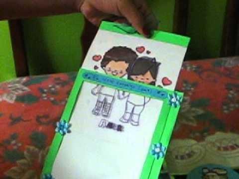 Cajita scrapbook para mi amor!!!!! 01.07.10
