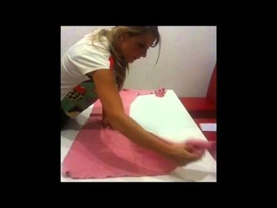 Cómo hacer una falda de Vuelo