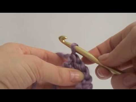 Crochet Punto Enano. Slip Stitch