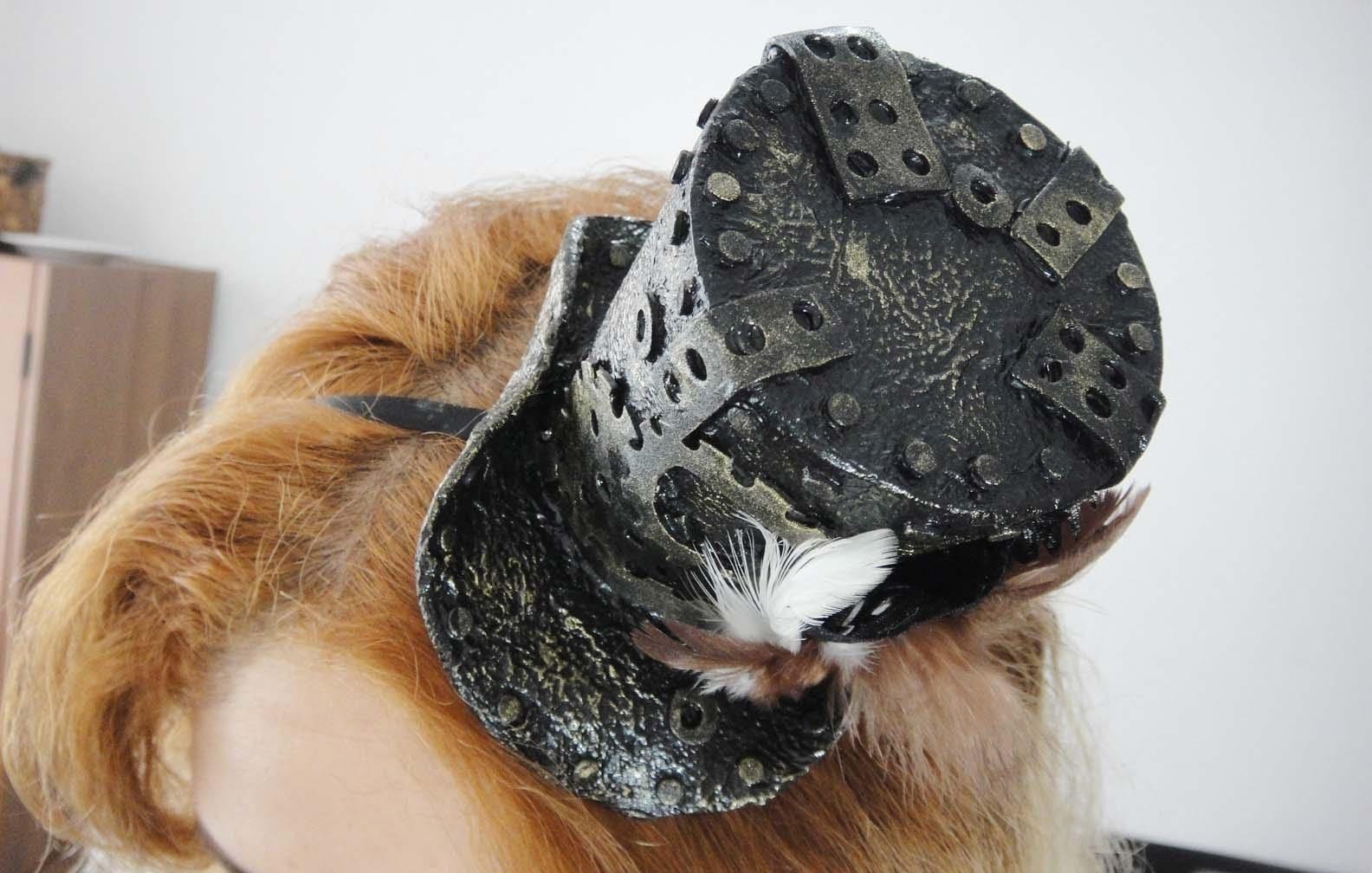 DIY♥Mini Sombrero♥Mini Hat