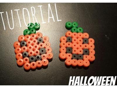 ♥ Especial Halloween: Mini Calabaza de Hama Beads ♥