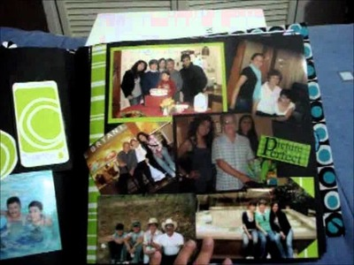 """Mi Primer Album Scrapbook 12"""" x 12"""""""