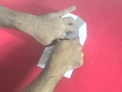 Origami: Cómo Hacer una Mariposa con una Hoja de Papel