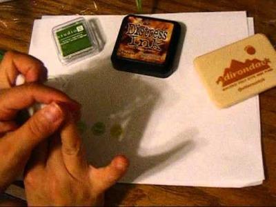 Scrapbook en español-Tipos de tintas para sellitos