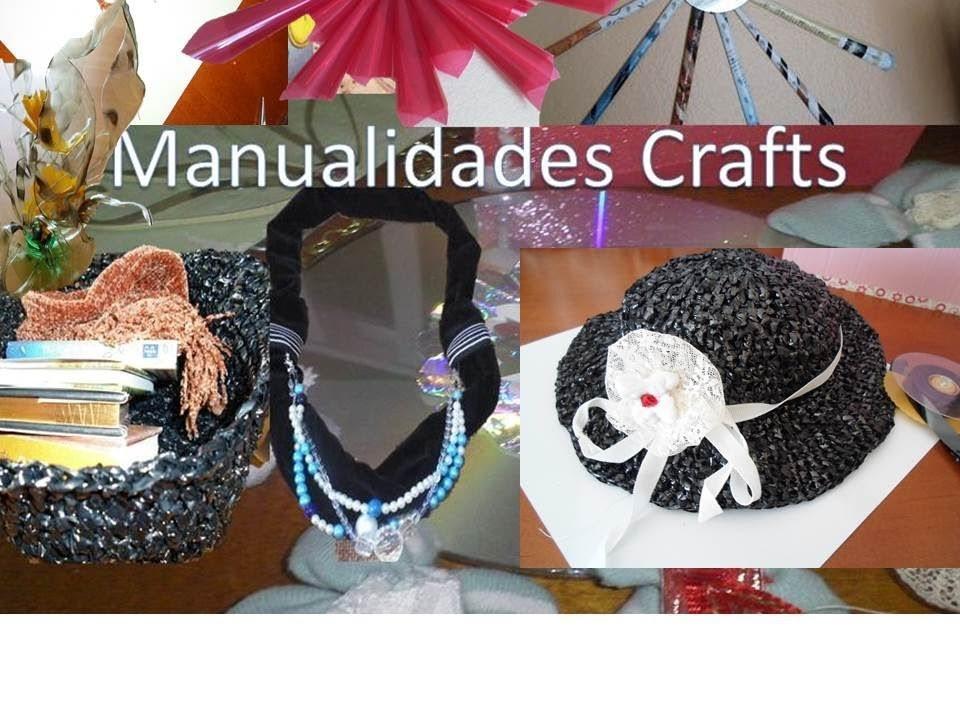 Manualidades crafts. DIY. Manualidades hechas a mano.