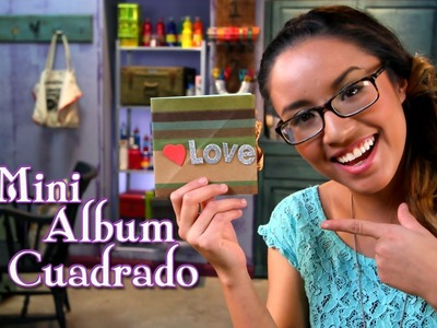 Mini Album Cuadrado - Crafting Studio