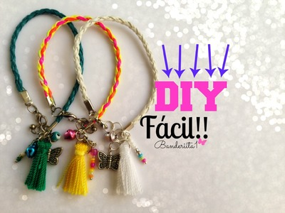 DIY Pulsera Fácil Tutorial