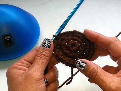 Gorro Gladiador a Crochet