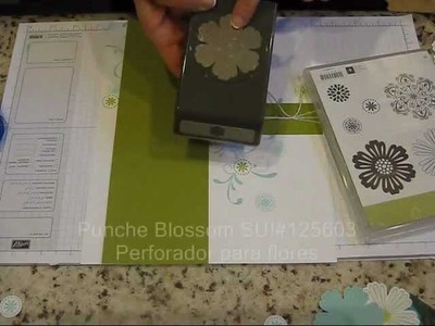 TG: Decoración de página de Scrapbook