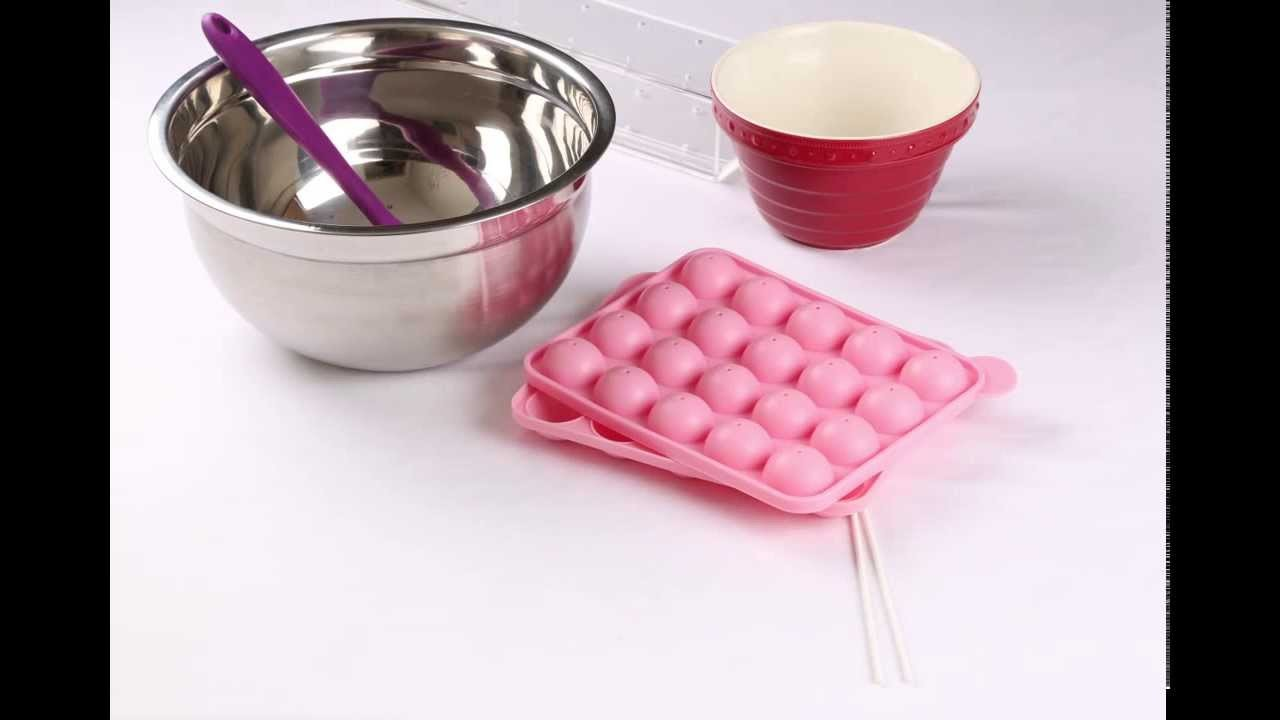 Cómo utilizar el molde para cake pops de Kitchen Craft- María Lunarillos | tienda & blog |