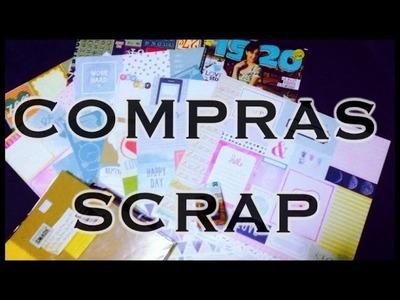 COMPRAS SCRAPBOOK • HAUL ❤️ Enero