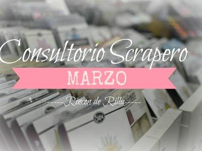 Scrapbook Consultorio Marzo