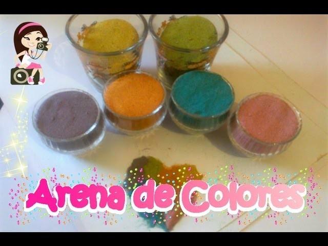 ♥♥♥ Arena de Colores ♥♥♥