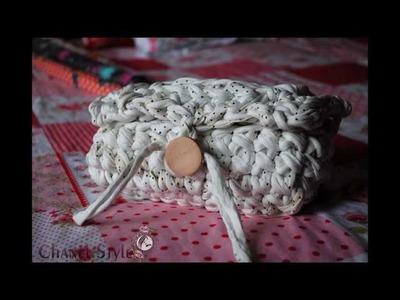 Cestas de crochet