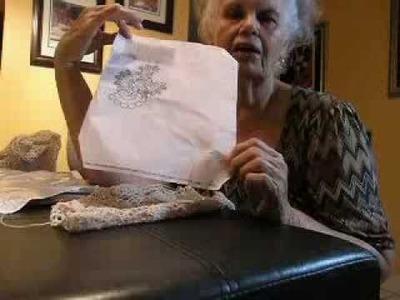 Como entender los graficos internacionales de tejido crochet y realizarlos