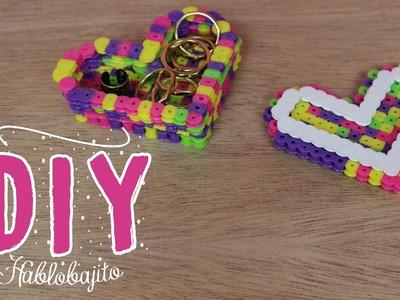 Cómo hacer cajitas Hama beads. Accesorios útiles - Hablobajito