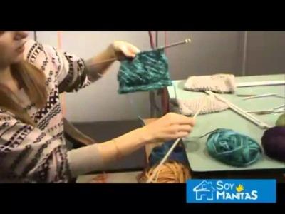 Cómo tejer unos guantes de lana