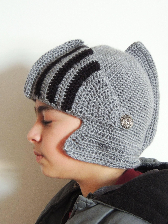 Crochet : Gorro Medieval. Gorro Base. Parte 1 de 2