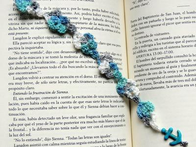 Crochet : Marcador de Libros # 1