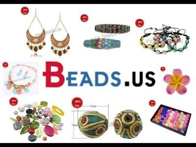 Bisutería y abalorios de la tienda online www.beads.us.es
