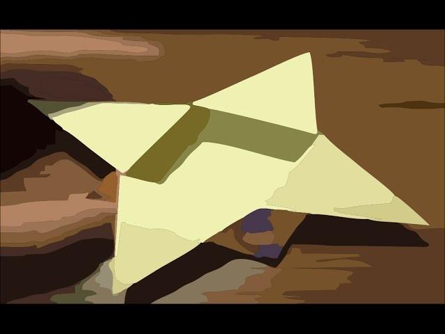 Como hacer una caja en forma de Estrella de Origami