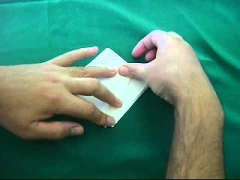 Como hacer una grulla de papel