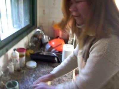 Cómo preparar una pastafrola. Patricia O.