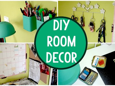 DIY: ROOM DECOR IDEAS | Gentlemenpink