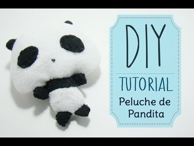 [DIY] Tutorial - Peluche de Pandita.Panda Plushie