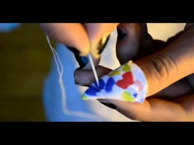 Flip Flops de moda ♥  DIY