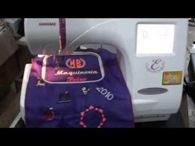 Janome Memory Craft 350e en MAQUINERIA BEIRO