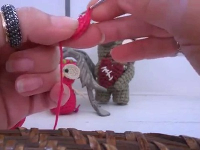 Lechuza a crochet  ♥♥♥