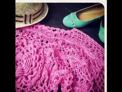 Mis trabajos a crochet