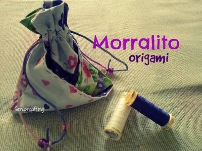 Moralito Origami + Detalle + Fácil