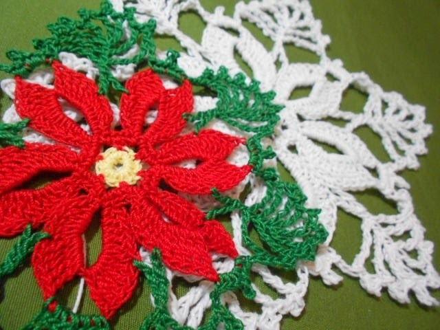 Noche Buena Crochet