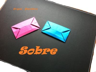 Origami - Papiroflexia. Sobre fácil