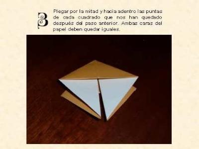 Reno de origami