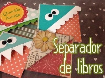 TUTORIAL Cómo hacer un separador de libros Original Origami.Origami Bookmark