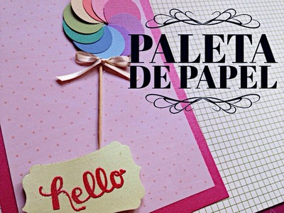 TUTORIAL Detalle para Invitación.DIY Invitation Embellishment