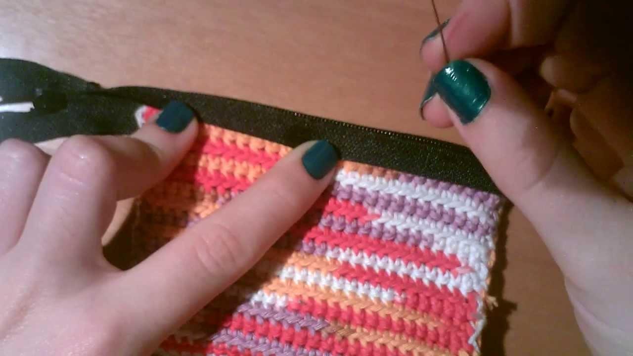 Como hacer un Monedero a ganchillo o crochet paso a paso en español