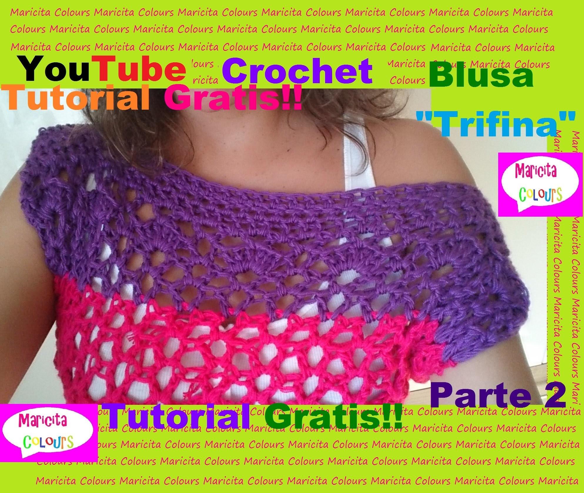 Crochet Bella Blusa