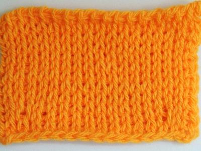 Crochet : Punto Tunecino # 13