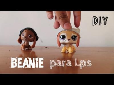 ❂DIY- Beanie.Gorro para Lps! ❂