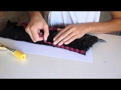 DIY Qué hacer con unas plumas