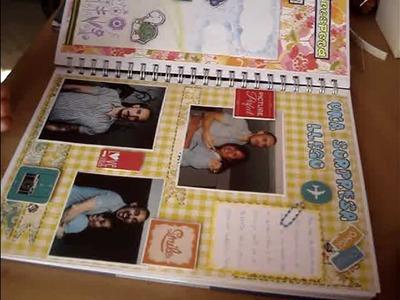Hagamos un Diario Scrapbook!!. smash book (Recomendaciones + bla, bla)