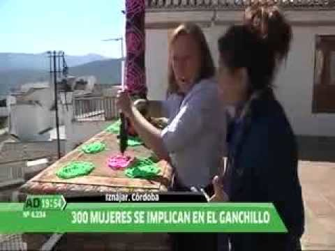 La Re-vuelta Knitting en Andalucía Directo