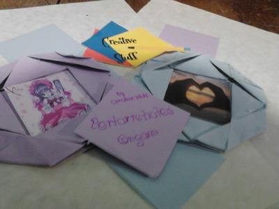 Portaretratos Original [Origami]