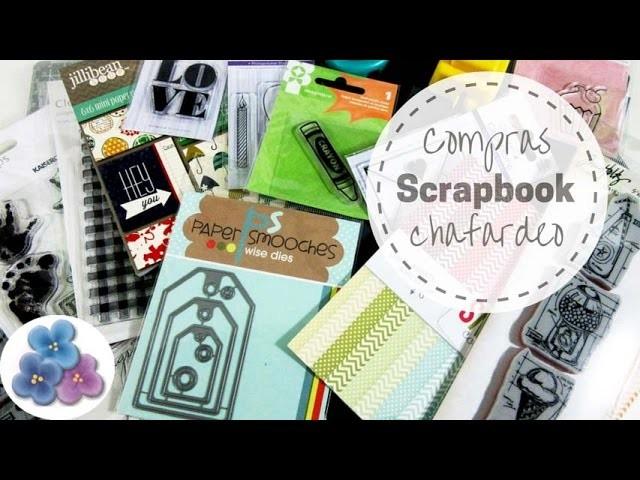 Scrapbook: Compras, Cotilleo y algo más Materiales Scrapbooking Pintura Facil