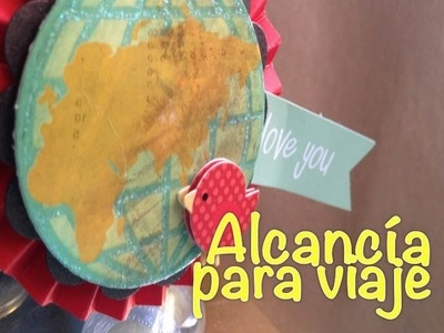 TUTORIAL Cómo adornar una alcancía-tarro.How to embellish a jar