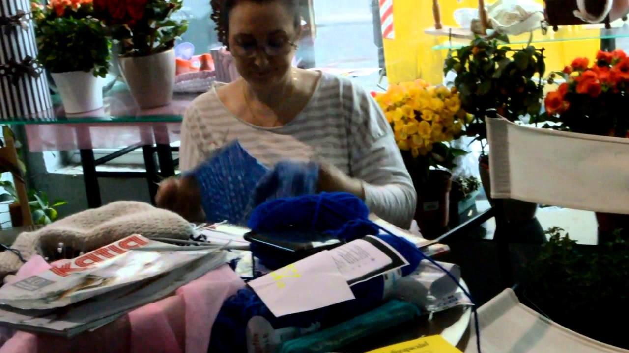 Urban Knitting Córdoba y Punto de Encuentro El Ajuar de Lola  8-06-13 Despegando hacia la Igualdad